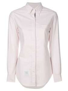 Thom Browne classic button-down collar shirt - Pink