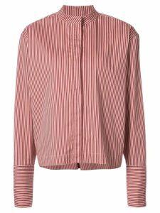 Diane von Furstenberg striped shirt - Red