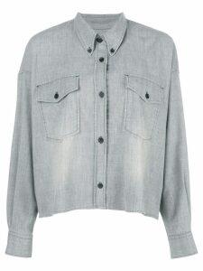 Isabel Marant Étoile Lelora shirt - Grey
