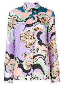 Emilio Pucci printed shirt - Pink