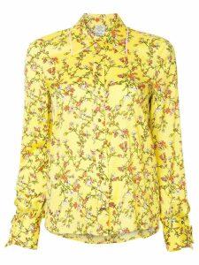 Baum Und Pferdgarten floral print shirt - Yellow