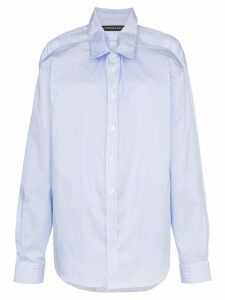 Y/Project double front shirt - Blue