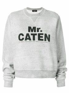 Dsquared2 Mr Caten print sweatshirt - Grey