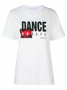 Neil Barrett Danceoholic T-shirt - White