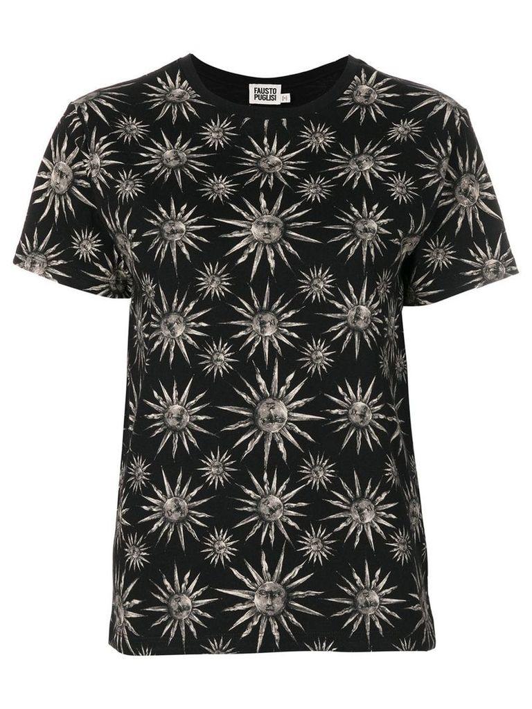 Fausto Puglisi Moon T-shirt - Black