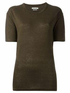 Isabel Marant Étoile 'Keiran' T-shirt - Green