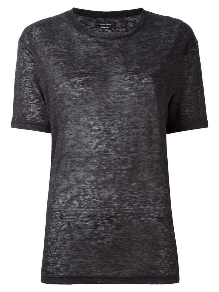 Isabel Marant 'Madjo' T-shirt - Grey