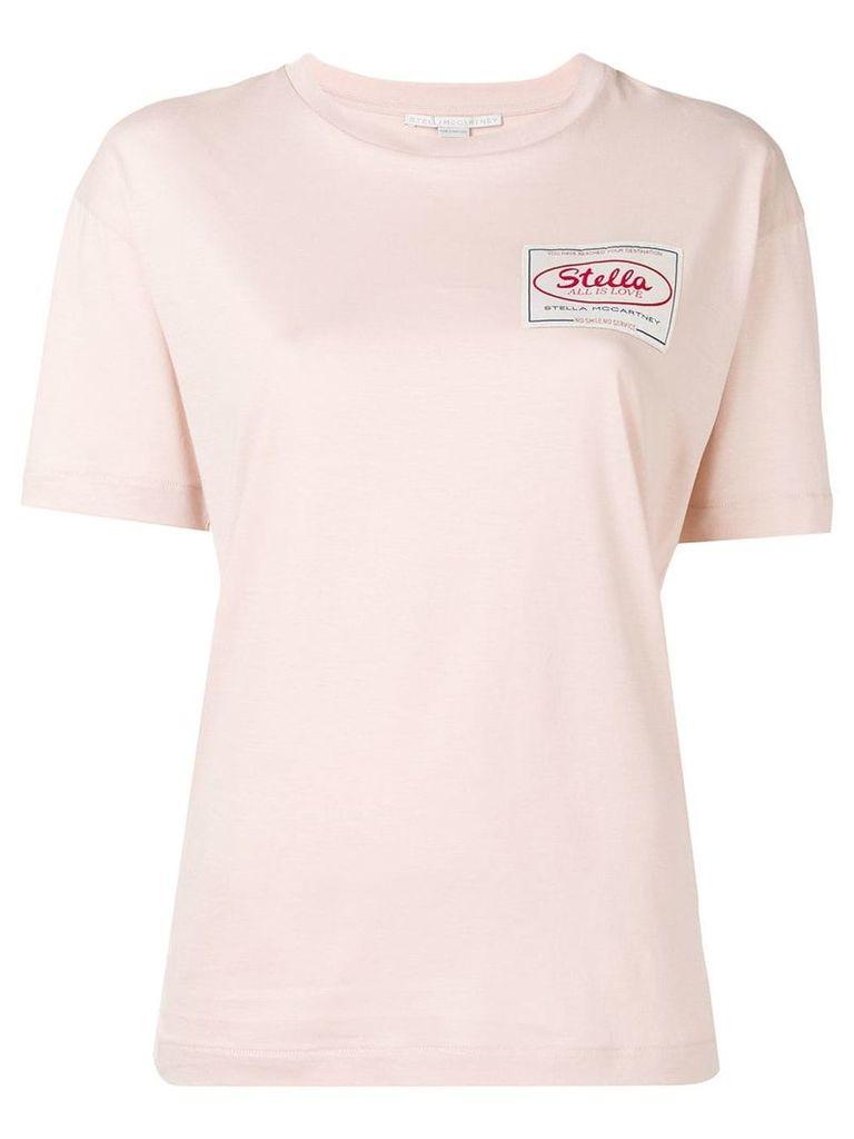 Stella McCartney All is Love T-shirt - Pink