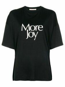 Christopher Kane 'More Joy' t-shirt - Black