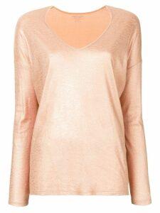 Majestic Filatures scoop neck sweater - Neutrals