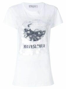 Valentino Waveslover T-shirt - White