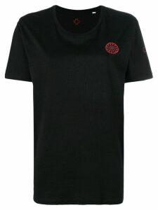 A.F.Vandevorst logo patch T-shirt - Black