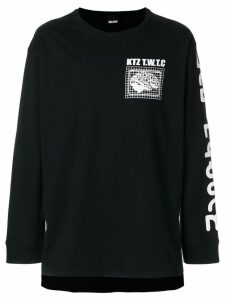 KTZ Brainstorm T-shirt - Black