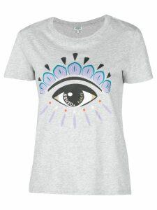 Kenzo eye print T-shirt - Grey