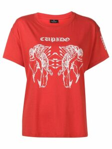 Marcelo Burlon County Of Milan cupido T-shirt - Red