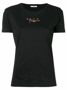 1017 ALYX 9SM logo print t-shirt - Black