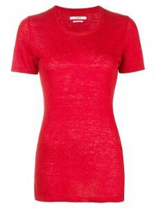 Isabel Marant Étoile Kiliann T-shirt - Red