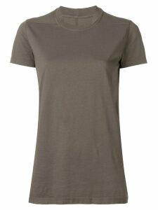 Rick Owens DRKSHDW classic fitted T-shirt - Grey
