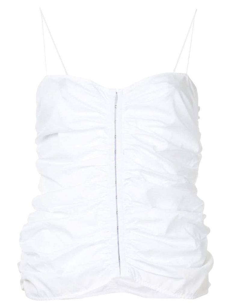 Georgia Alice Little Cloud cami top - White