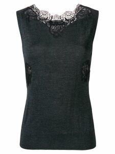Dolce & Gabbana vest tank top - Grey