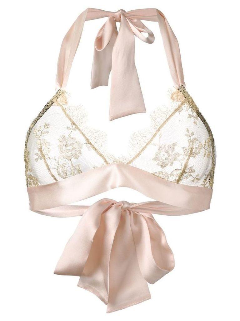 Gilda & Pearl 'Harlow' bra - Pink