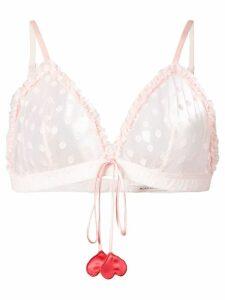 Morgan Lane Lucy bra - Pink