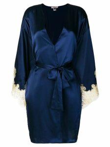 Gilda & Pearl Gina kimono - Blue
