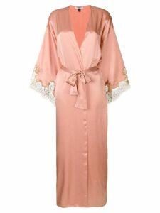 Gilda & Pearl Gina long kimono - Pink