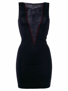 Maison Close Armee des Sens dress - Black