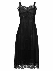 Dolce & Gabbana lace petticoat - Black