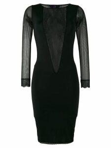 Maison Close La Directrice dress - Black