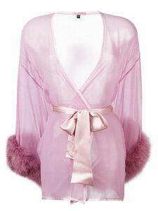 Gilda & Pearl 'Diana' kimono - Pink