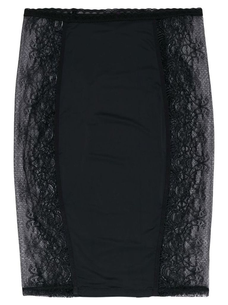 Maison Close La Directrice underskirt - Black
