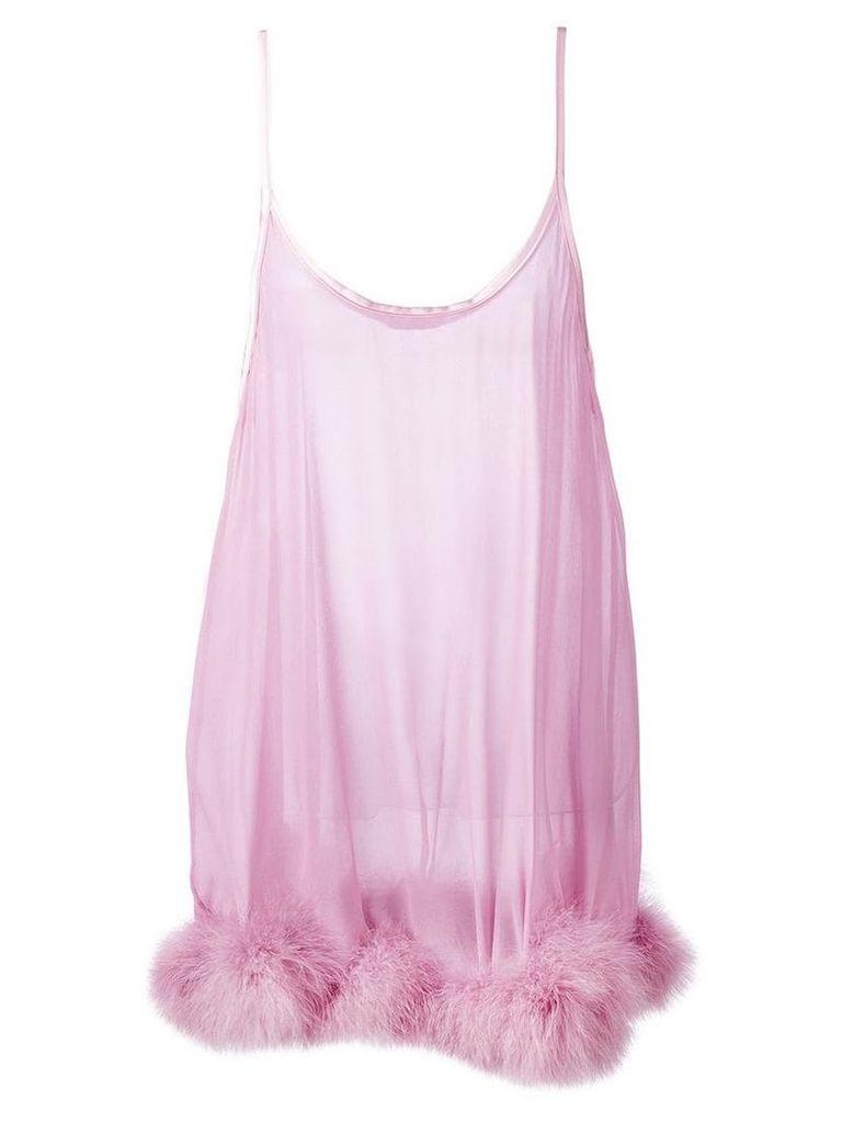 Gilda & Pearl 'Diana' babydoll - Pink