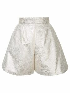 Bambah glitter pleated culottes - Metallic