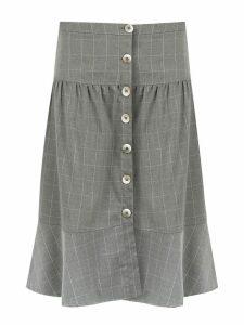 Olympiah Salineira midi skirt - Grey