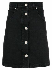 MSGM A-line skirt - Black