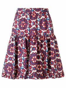 La Doublej Sassy Kaleidoscope skirt - Multicolour