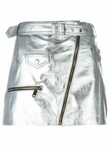 Manokhi Fusta skirt - Metallic