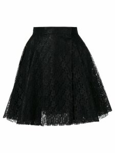 Philosophy Di Lorenzo Serafini lace A-line skirt - Black