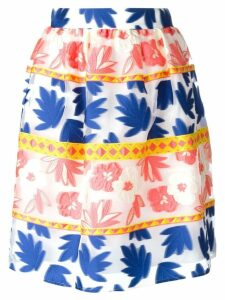 P.A.R.O.S.H. 'Penelope' skirt - Blue
