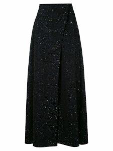 Talbot Runhof Milla skirt - Black