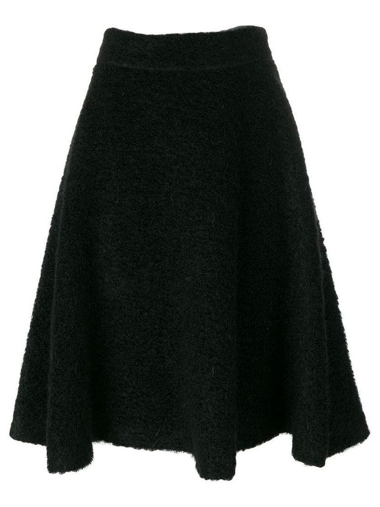 Miu Miu flared skirt - Black