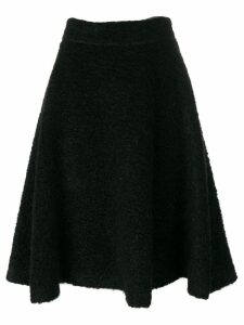 Miu Miu flared skirt - Black