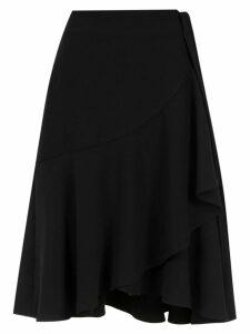 Olympiah Machu Picchu midi skirt - Black
