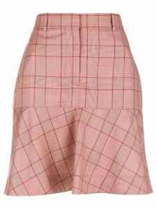 Calvin Klein 205W39nyc tailored flared skirt