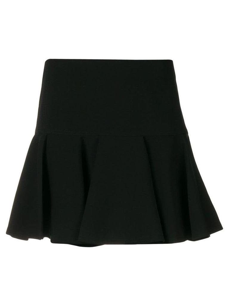Chloé A-line skirt - Black