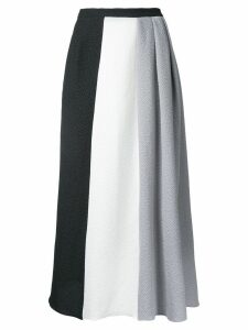 Edeline Lee Graphic skirt - Black
