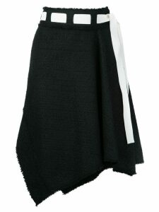 Proenza Schouler asymmetric skirt - Black