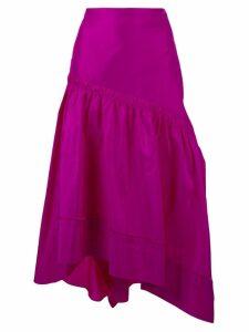 3.1 Phillip Lim asymmetric midi skirt - Pink